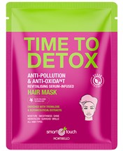 Comprar online Montibello Smart Touch Time To Detox Mask a precio barato online en Alpel