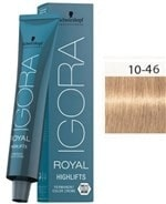 Comprar Schwarzkopf Igora Royal HighLifts 10-46 60 ml online en la tienda Alpel