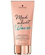 Schwarzkopf Mad About Waves Windy Texture Balm - Alpel