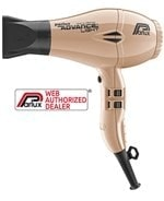 Comprar Secador de pelo Parlux Advance Light Ionic & Ceramic color Gold online en la tienda Alpel