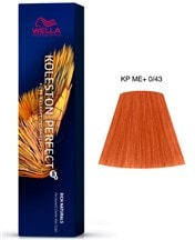 Tinte Wella Koleston Perfect ME+ 0/43 Special Mix