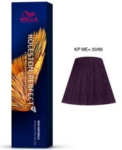 Tinte Wella Koleston Perfect ME+ 33/66