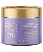 Comprar Schwarzkopf Bonacure Oil Miracle Barbary Fig Oil Mascarilla 150 ml online en la tienda Alpel
