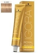 Comprar Schwarzkopf Igora Royal Absolutes Age Blend 9-560 60 ml online en la tienda Alpel