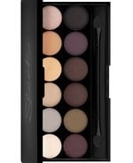 Sleek Makeup Paleta de Sombras i-Divine Au Naturel - Envío 24 hrs - Alpel